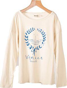 Venice Long Sleeve Tee