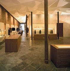 CCT Arquitectos transforms an ordinary Barcelona interior into the fashion-forward Julie Sohn Boutique