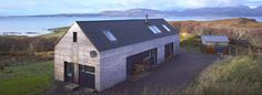 The Shed, Tokavaig, Skye - Dualchas