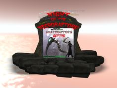 Merchant: Prehistorica - Dawn Kingdoms Prize Name: Deathraptor's Scythe Baby Car Seats, Dawn, Children, Movie Posters, Young Children, Boys, Film Poster, Popcorn Posters, Child
