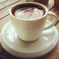 gununkahvesi, coffeeoftheday from ygemici, turkish coffee, starbucks