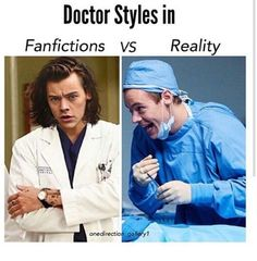 This cannot be more true. But never ever trust him to be a doctor. It won't end well.