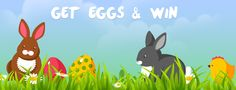 #Easter Egg Hunt Spin and Win Cash, Coupons & More. #Valid 04/05 to 04/12