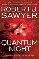 """With such compelling and provocative novels as Red Planet Blues, FlashForward and The WWW Trilogy, Robert J. Sawyer has proven himself to be """"a writer of boundless confidence and bold scientific extrapolation"""" (New York Times). Now, the Hugo and Nebula Award-winning author explores the thin line between good and evil that every human being is capable of crossing..."""