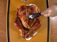 How to Carve a Turkey Video : Food Network - FoodNetwork.com