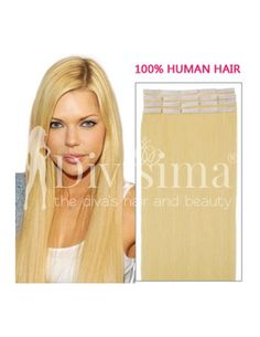 Extensii Par NaturalTape-In Par 100 Human Hair, Diva, Beauty, Beleza, Cosmetology, Godly Woman