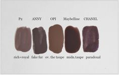 Heli-P2-rich-royal-ANNY-fake-fur-OPI-over-the-taupe-Maybelline-mindnight-taupe-Chanel-paradoxal.png (643×404)