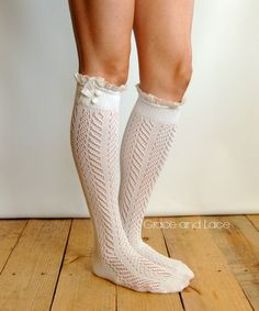 Boot Socks - Grace and Lace