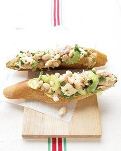 Tuna Salad Bruschetta http://www.deliportugal.com/en/catalog/tuna-62825