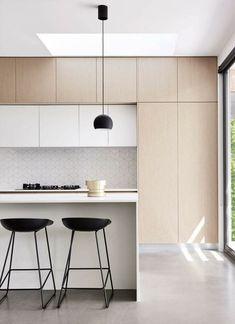 Cocinas modernas - Nos inspiramos de los mejores diseñadores