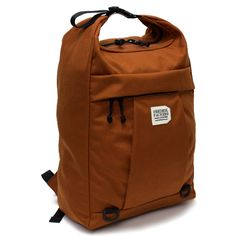 * STAGHORN BACK PACK * dark orange - of the bicycle bag shop FREDRIK PACKERS