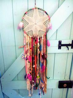 Charka Healing Energy Balancing Dreamcatcher Boho by mistysoul, £30.00