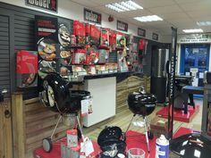 With a huge range of Weber BBQ's and accessories in store to view and purchase.