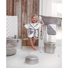 bébé-jou Silver Stars voor bad en verzorging