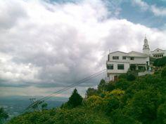 Cerro Monserrate.- Bogotá , Colombia