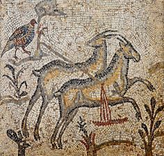 Roman mosaic 2 by Phajus, via Flickr