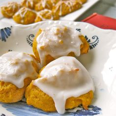 #vegan pumpkin cookies