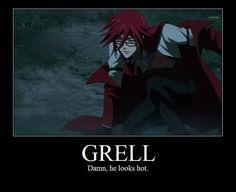 Is Grell A Boy