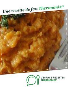 Purée carotte/céleri dès 6 mois par Ardan. Une recette de fan à retrouver dans la catégorie Alimentation pour nourrissons sur www.espace-recettes.fr, de Thermomix<sup>®</sup>.