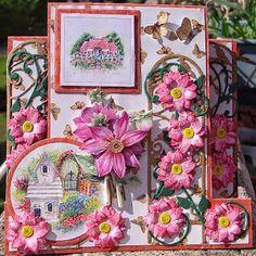 La Città di Carta: Fiori estivi - Sommerblumen