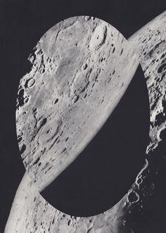 Moons series Isolation#7 35x50cm © Luis Dourado.
