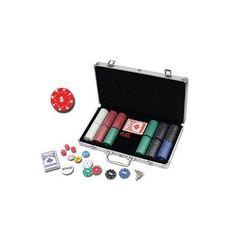 Mallette Poker 300 carré d'as 11.5 gr - 48,00 €  #Jeux
