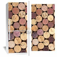 Αυτοκόλλητο Ψυγείου Φελλό από κρασί Eyeshadow, Wine, Eye Shadow, Eye Shadows