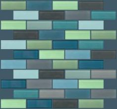 Grey teal blend - I like this color mix.