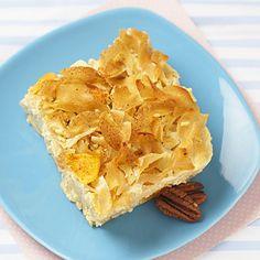 Sweet Potato Noodle Kugel - 25 Healthy Sweet Potato Recipes - Health Mobile+