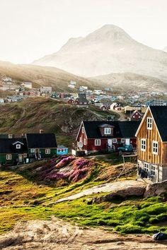 Tasiilaq, Groenlandia