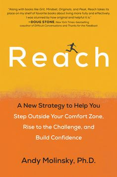 Reach by Andy Molinsky | PenguinRandomHouse.com  Amazing book I had to share from Penguin Random House