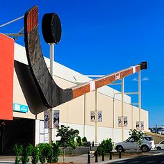 World's Largest Hockey Stick, Duncan, B.C.