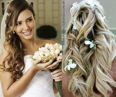 Penteado-cabelo-solto-noivas-debutantes-formatura-festa                                                                                                                                                      Mais