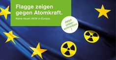 Petition: No new nuclear power plants in the EU!First Name,Last Name,Email,ZIP,State and click the red button,confirm your signature by email,thanks. Very Interesting, We Are Strong, Nuclear Power, Take Action, First Names, Thankful, Red Button, Zip, Plants
