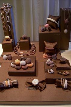 Beautiful range of Pesavento Jewellery Nigel Milne, Piccadilly London Jewellery