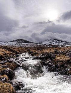 Climbed a few mountains on Saturday. It was hard. Laggan Scotland  March  rainy [oc] [38044945] #reddit