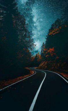 Milky way // Photography by Merve Ceren Çevik ( Night Sky Wallpaper, Wallpaper Space, Beach Wallpaper, Beautiful Nature Wallpaper, Beautiful Landscapes, Walpapper Tumblr, Urbane Fotografie, Landscape Photography, Nature Photography