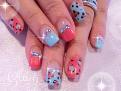 2012 08 (4) by Glam Nail Studio Canada, via Flickr