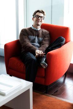 Brad Goreski Interview — Stylist Brad Goreski Pictures