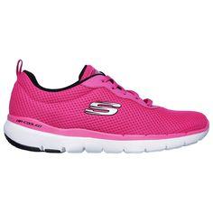 Skechers Flex Appeal - First Insight Pink