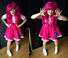 Cosplay Island   View Costume   Alouette - Pinkie Pie