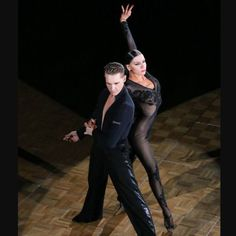 Troels and Ina, rumba at dance legends
