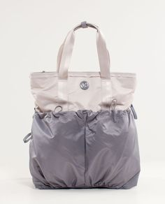 Lululemon Flow and Go Tote - Fossil   Dune 3e69aaf4810ce