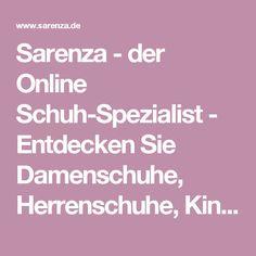 Sarenza - der Online Schuh-Spezialist - Entdecken Sie Damenschuhe, Herrenschuhe, Kinderschuhe und Taschen online bei Sarenza.