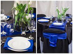41 best Black and royal blue wedding images on Pinterest ...