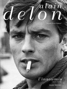 Alain Delon, via A Thing Of Beauty