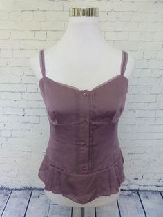 b60f1be6233484 Ann Taylor Loft Blouse Size 4 #AnnTaylorLOFT #Blouse #All Purple Blouse, Ann