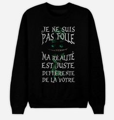 Sweats T-shirts D Bardeurs D File Les Photos Sweat Smoking, Image Fun, Make A Wish, Mode Style, Funny Tshirts, Tee Shirts, Cute Outfits, Graphic Sweatshirt, Cool Stuff