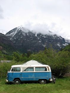 VW bus once again