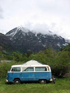 VW bus once again